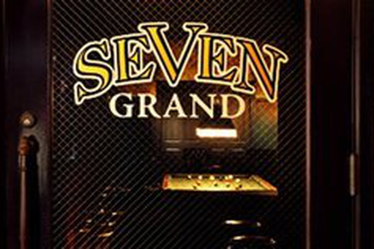 Seven Grand Makes First Menu Change Since 2007 Opening - Eater LA