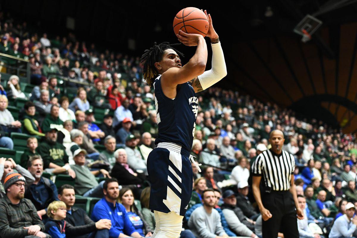 NCAA Basketball: Nevada at Colorado State