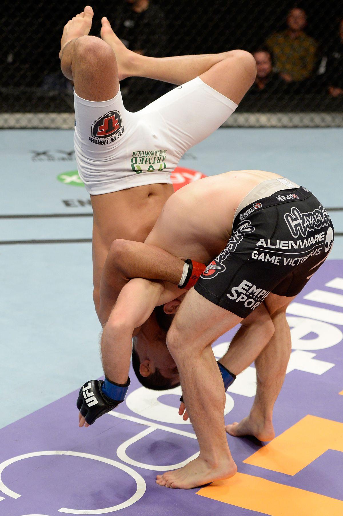 UFC Fight Night: Formiga v Makovsky
