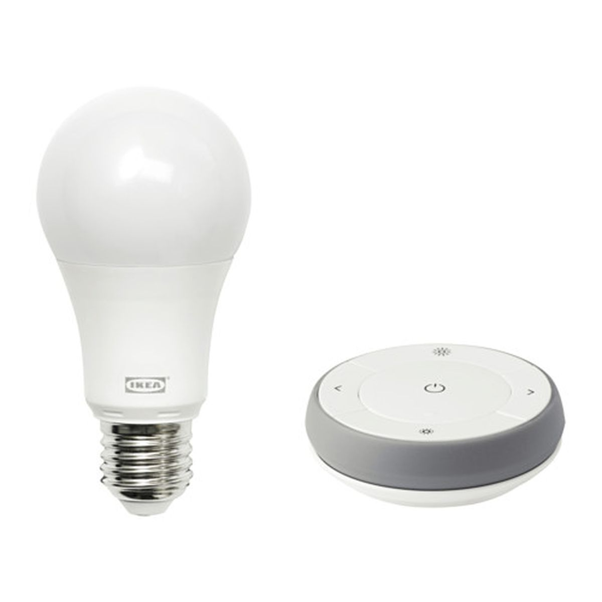 ikea 39 s multi color smart bulbs are now widely available the verge. Black Bedroom Furniture Sets. Home Design Ideas