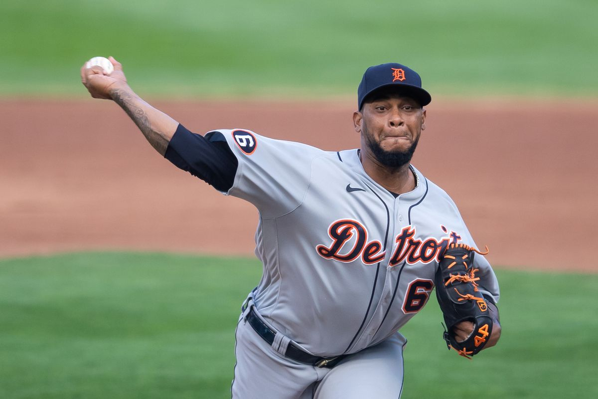 MLB: Game Two-Minnesota Twins at Detroit Tigers