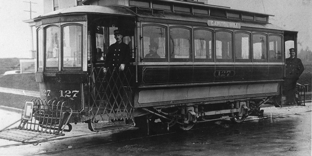 Seattle streetcars and trolleys: a brief history - Curbed