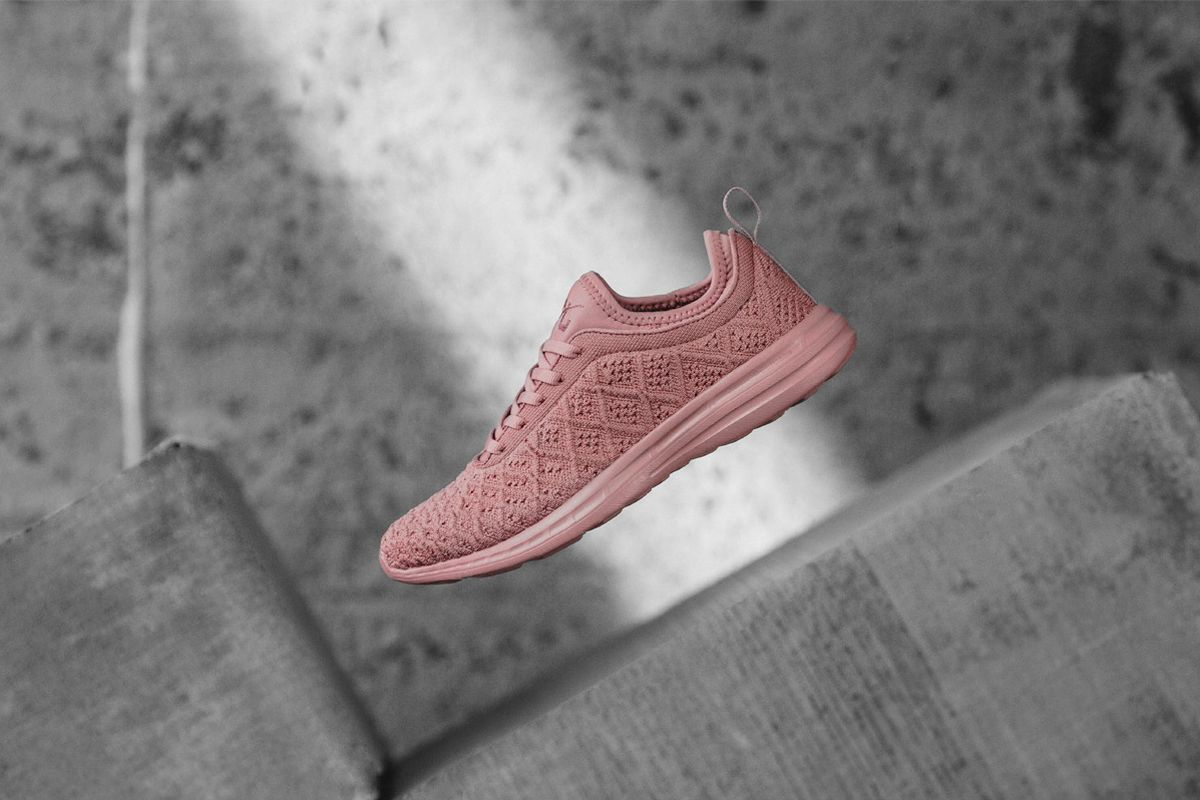 33ad17898 Lululemon Just Dropped Its First Sneaker Collaboration