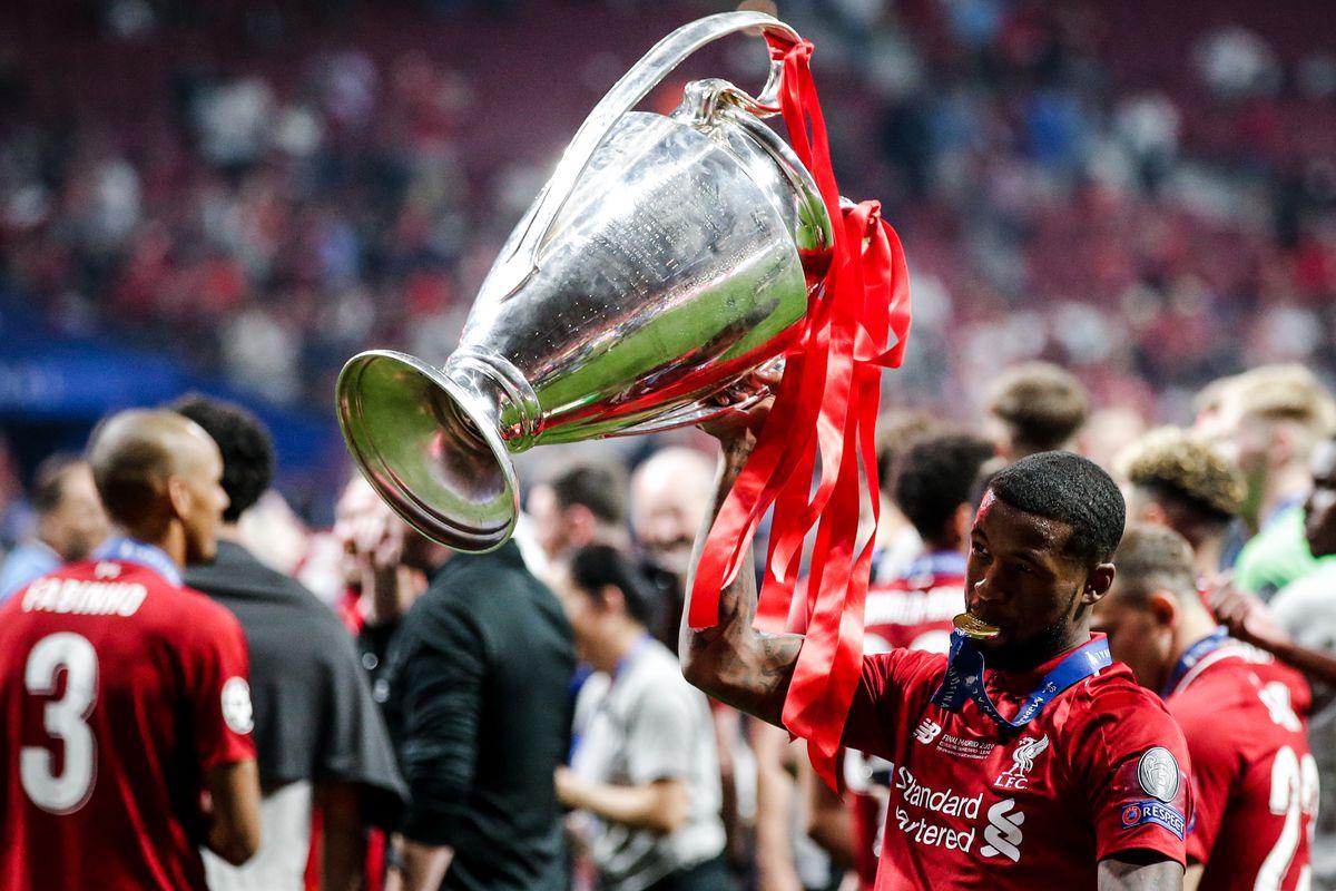 Tottenham Hotspur v Liverpool - UEFA Champions League