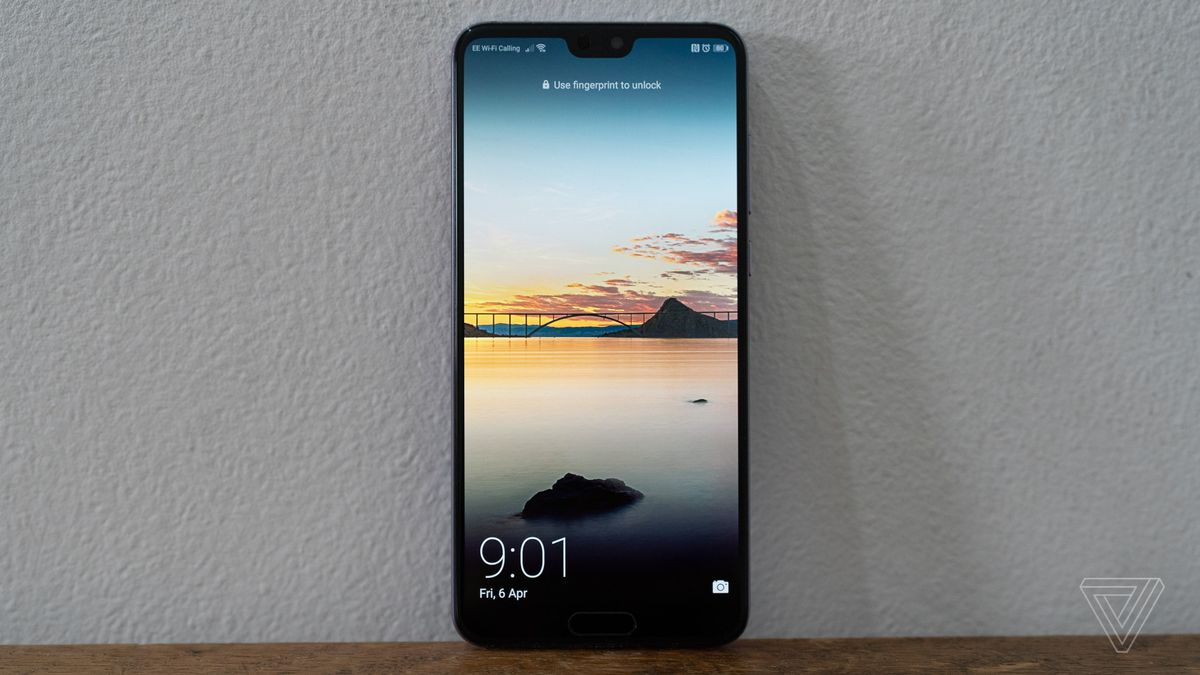 huawei p20 pro review a worthy iphone x and galaxy s9 rival the verge. Black Bedroom Furniture Sets. Home Design Ideas