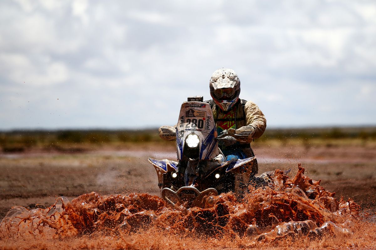 2017 Dakar Rally - Day Seven
