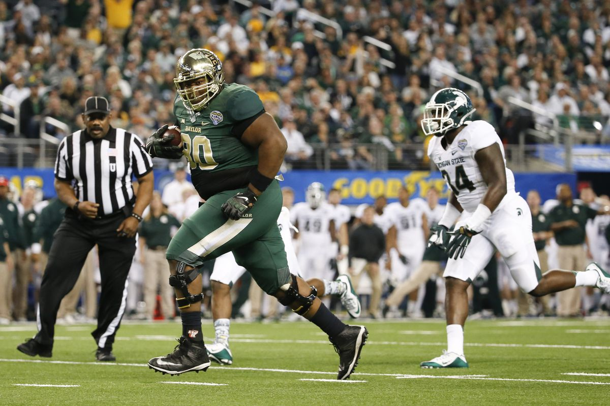 2015 Cotton Bowl: Baylor Bears vs. Michigan State Spartans - Our ...