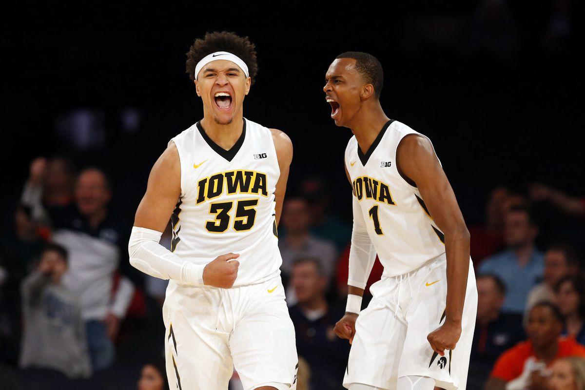 NCAA Basketball: Big Ten Conference Tournament-Iowa vs Illinois