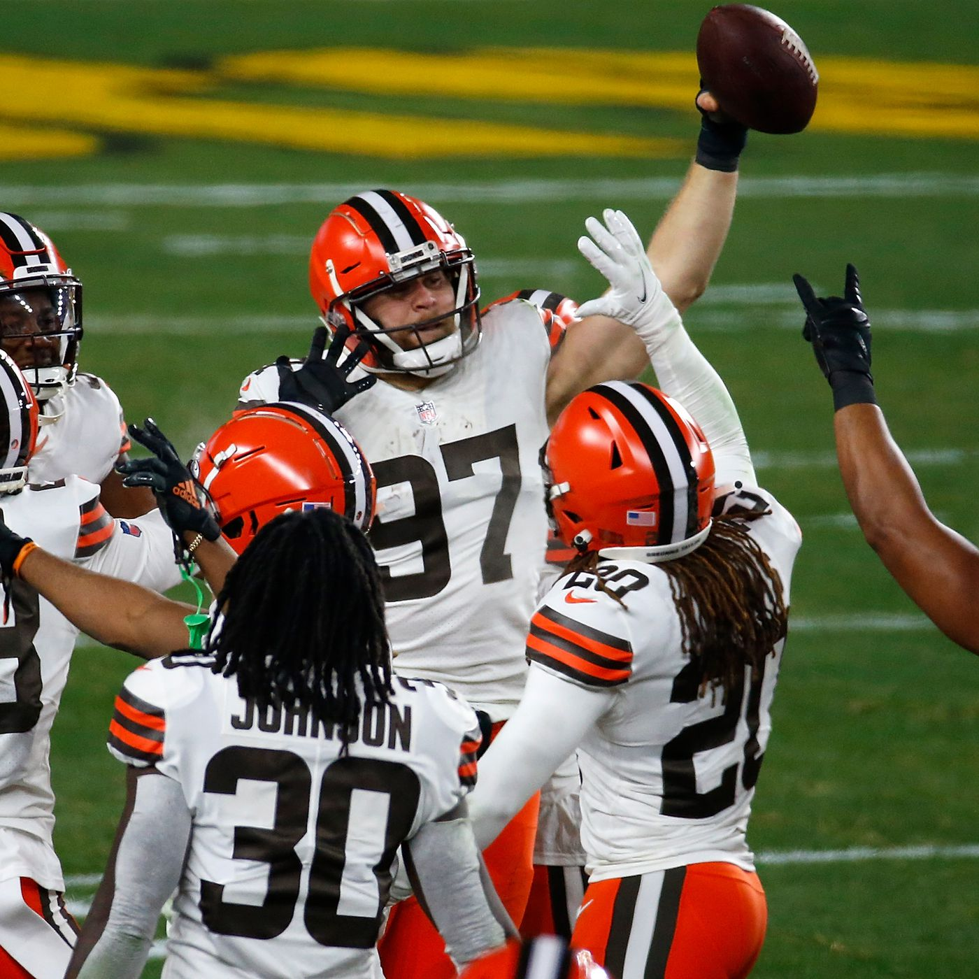 Turnovers Lead To 48 37 Loss To Browns And Demise Of The 2020 Steelers Behind The Steel Curtain