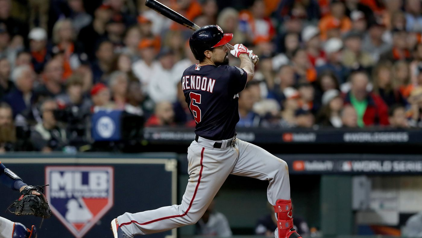Anthony Rendon Is the Third Star to Sign in Just One Week