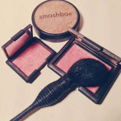 The bronzer the better! My <b>Smashbox</b> bronzer has been more of a  loose than a solid compact for a while now, but I can't bring myself to toss it because it really is the perfect warmth with a hint of shimmer. I also use <b>Nars</b> Orgasm and Super