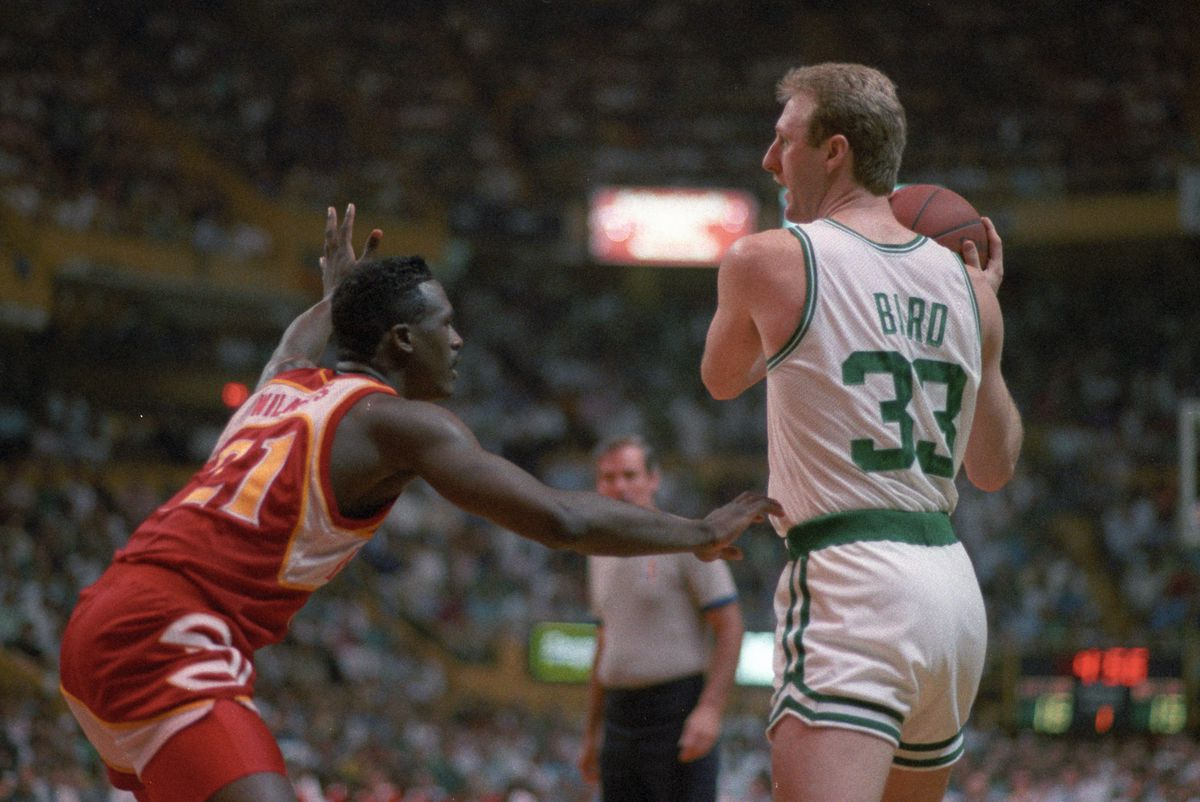 Boston Celtics vs Atlanta Hawks, 1988 NBA Eastern Conference Semifinals