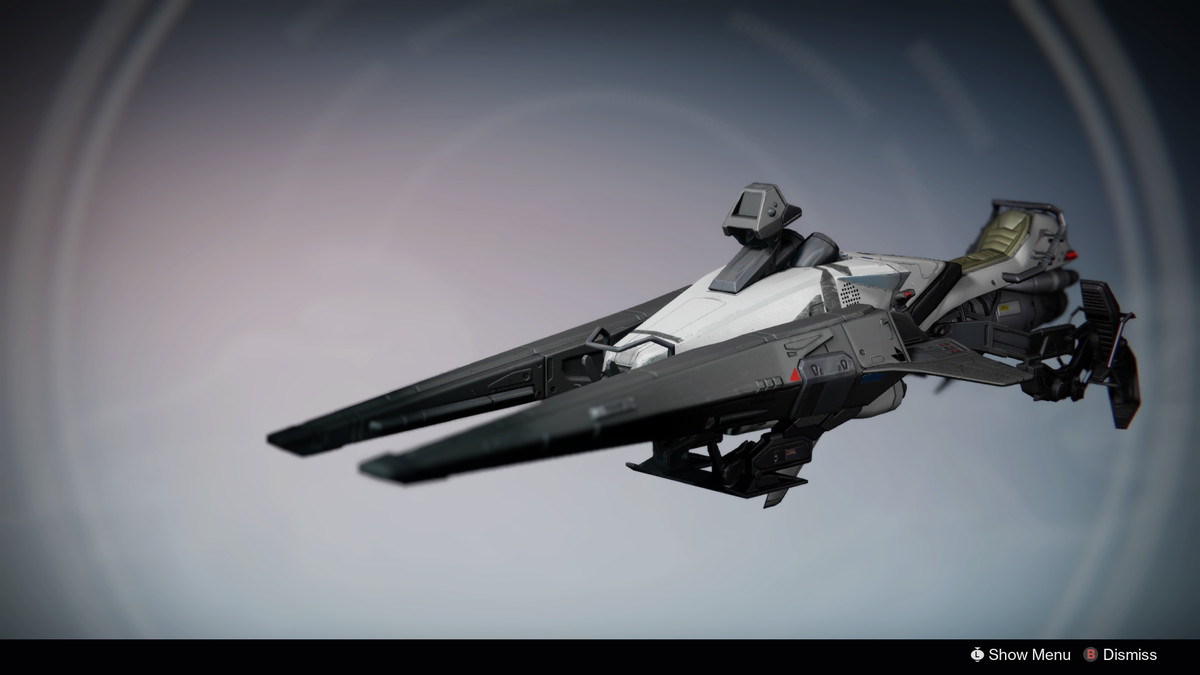 Destiny - Sparrow S-10