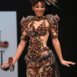 Mad Max would have been so much better with a chocolate Tina Turner.