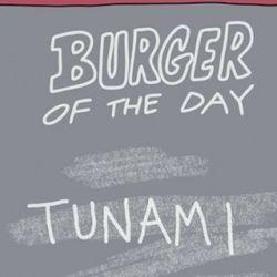 The Tunami Burger. Episode 2, Crawl Space.