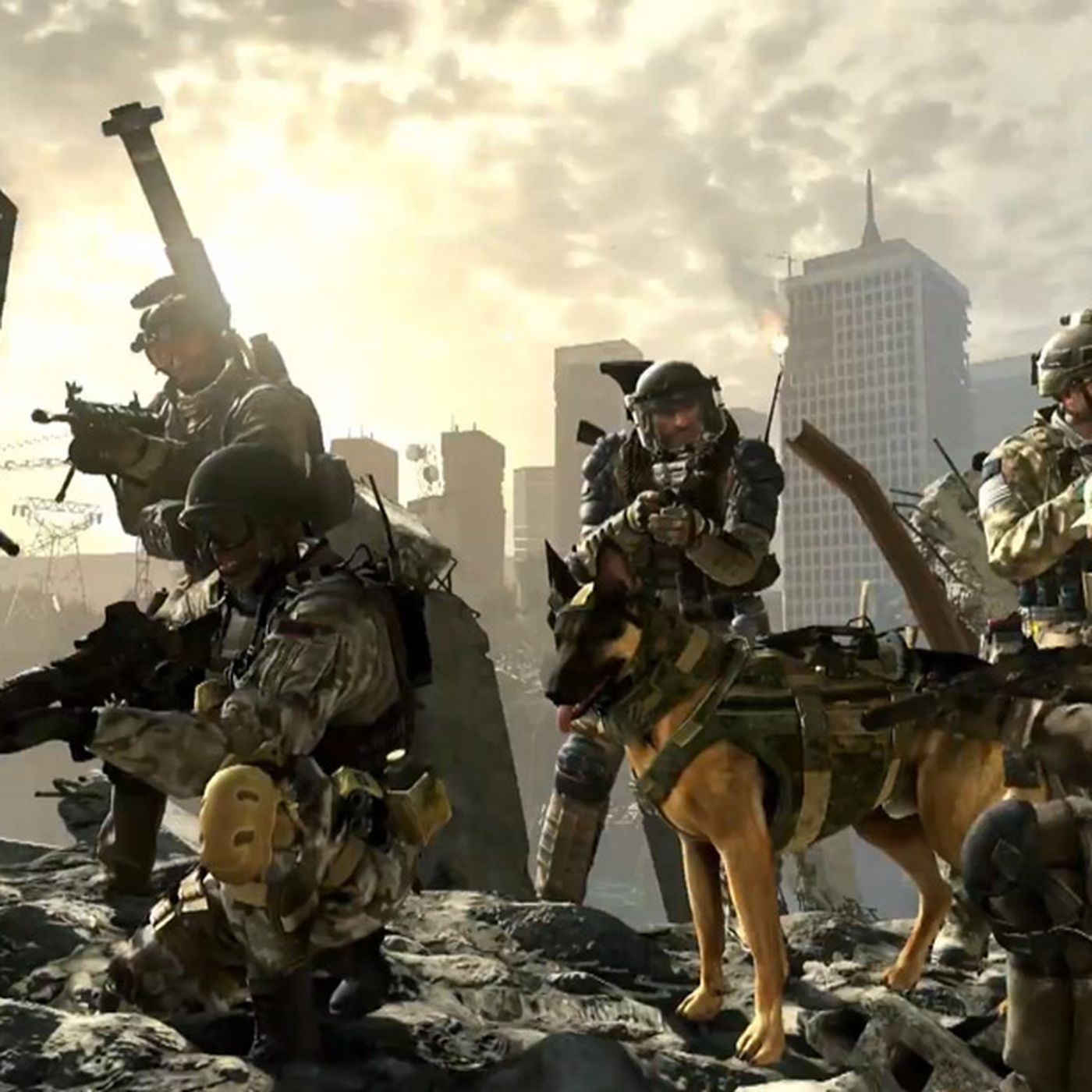 Learn more about Call of Duty: Ghosts' new Squads modes - Polygon