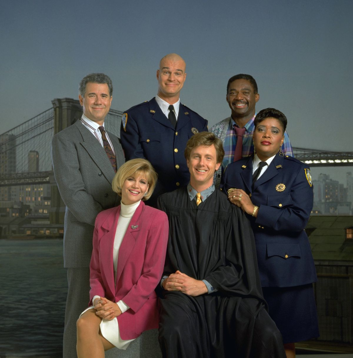 The 'Night Court' cast