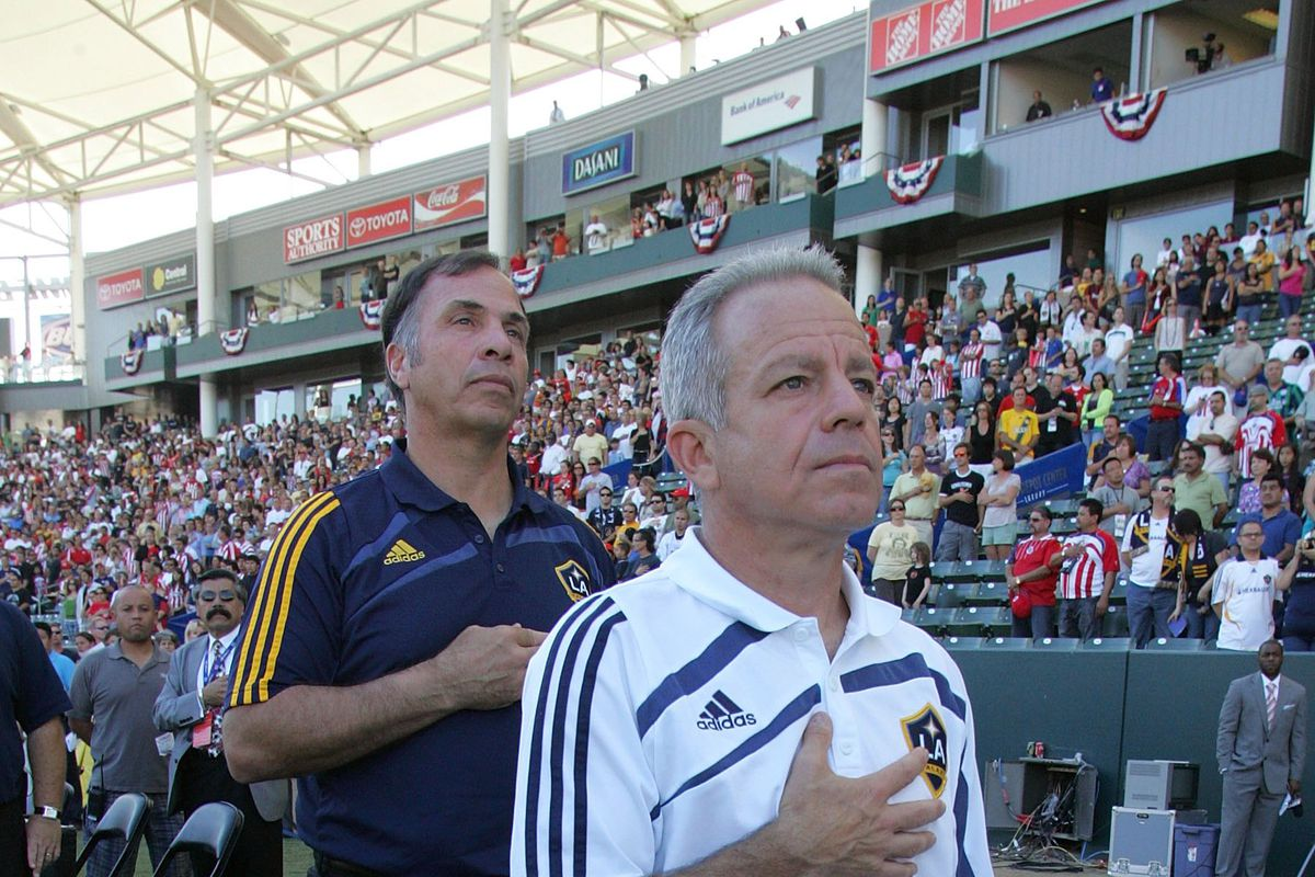 2009 MLS Conference Semifinals - Game One - Los Angeles Galaxy v Chivas USA