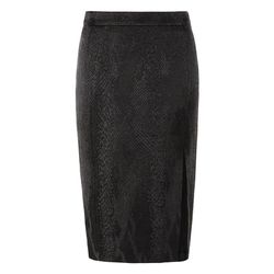 Pencil Skirt in Black Jacquard, $34.99 (Available on Net-A-Porter)