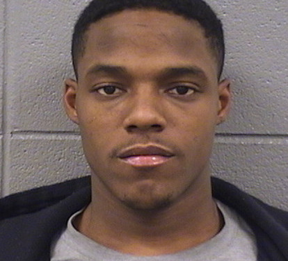 Anthony Timberlake   Cook County sheriff's office