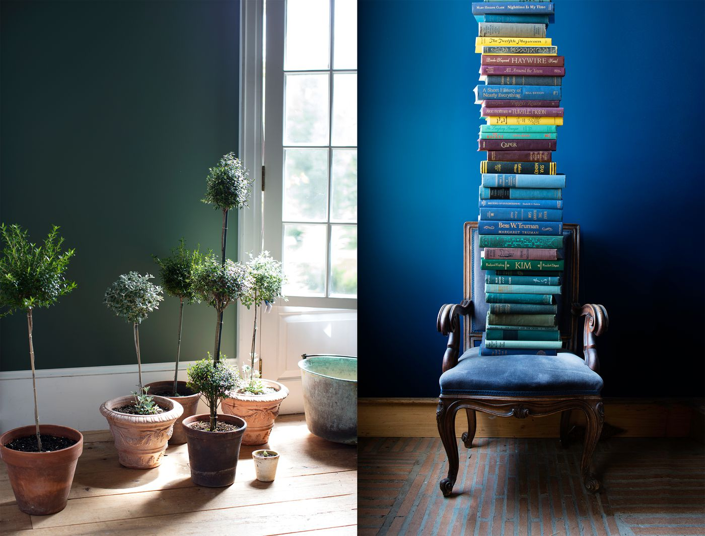 Benjamin Moore Georgian Green historic paints: why they're different and why it matters