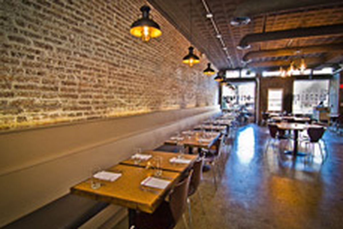 Tom Sietsema Awards Two Stars To District Kitchen Eater Dc