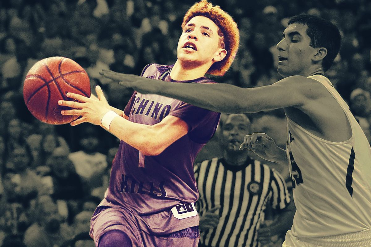 lamelo ball scored 92 points but he s not a consensus top 100