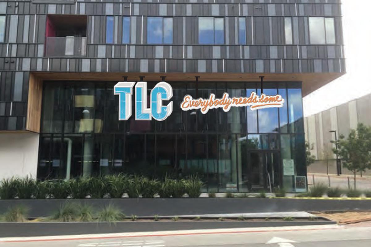 TLC's future home at Lamar Union