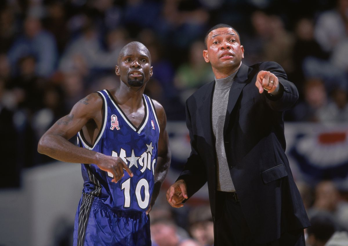 Darrell Armstrong and Doc Rivers
