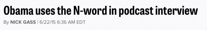 obama n-word politico