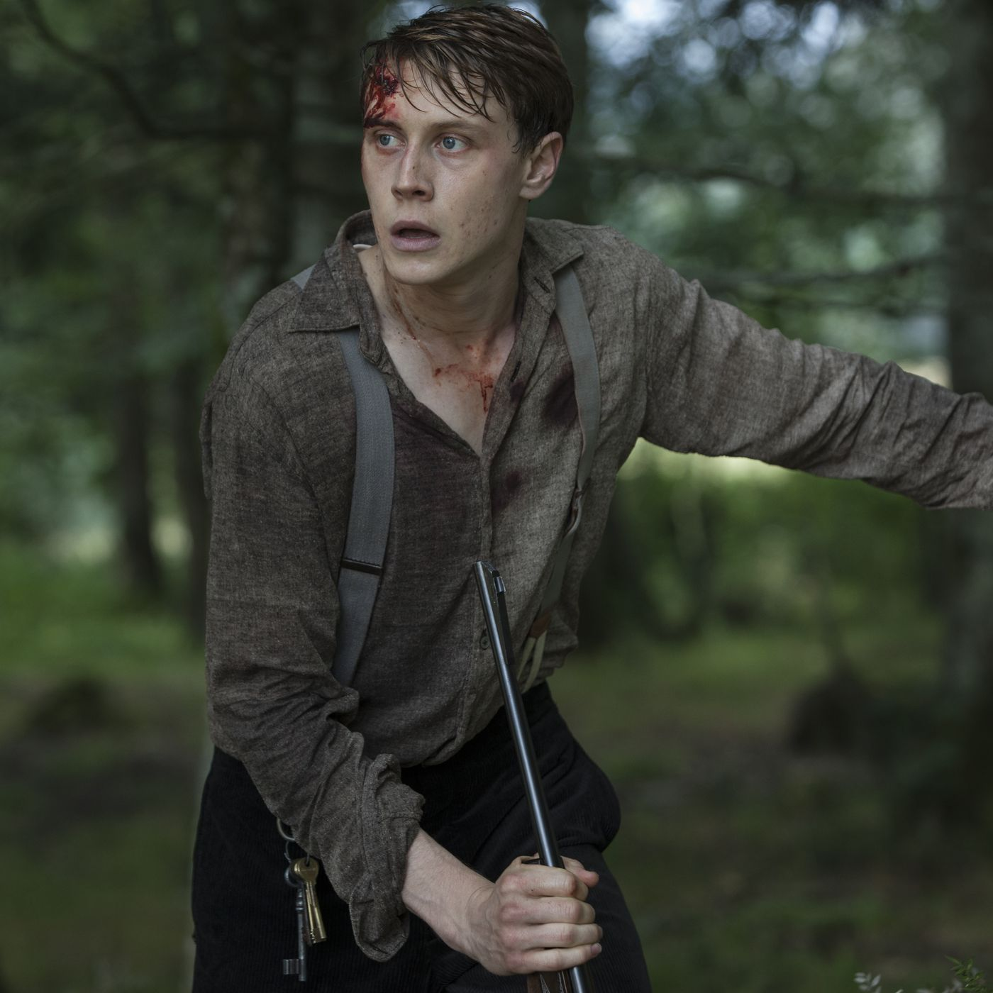 Marrowbone is the kind of horror film that gets better with