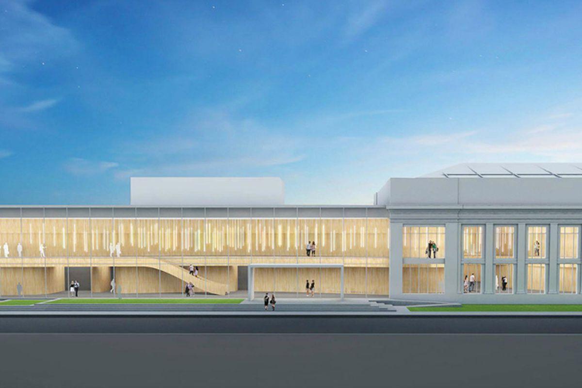 Wayne State to break ground on Gateway Performance Complex
