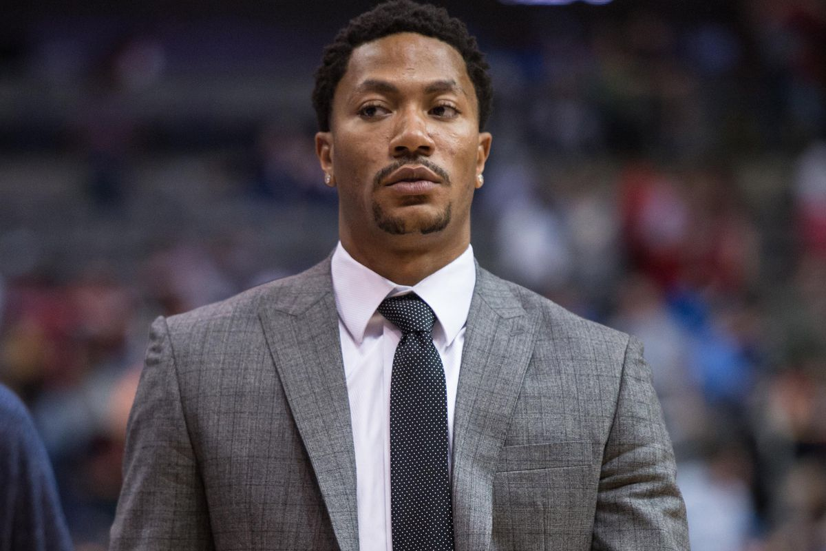 2e819b79fd3a Derrick Rose won t recover from injury in 1 day - SBNation.com