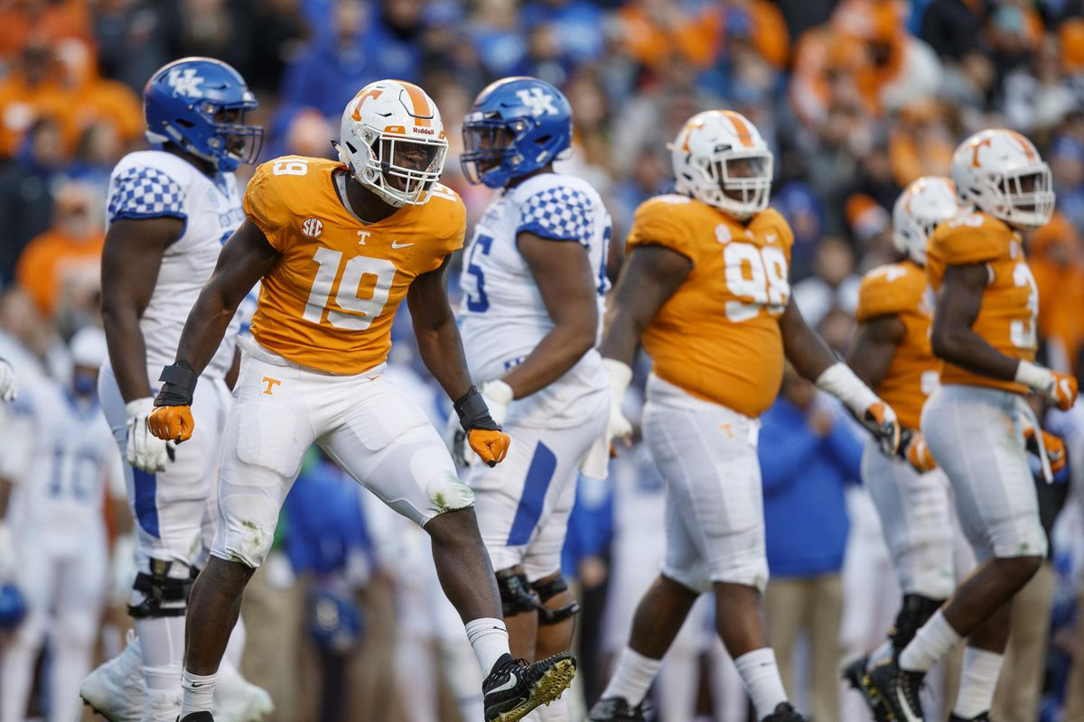 Best Undrafted Nfl Players 2020 2020 NFL Draft: Which Tennessee Vols will be drafted next year