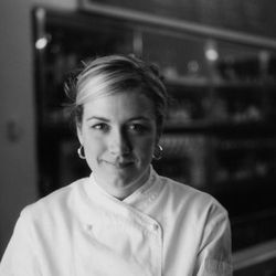"""<a href=""""http://eater.com/archives/2012/07/16/ashley-christensen-interview-july-2012.php"""">Eater Interviews: Ashley Christensen of Poole's Diner</a>"""