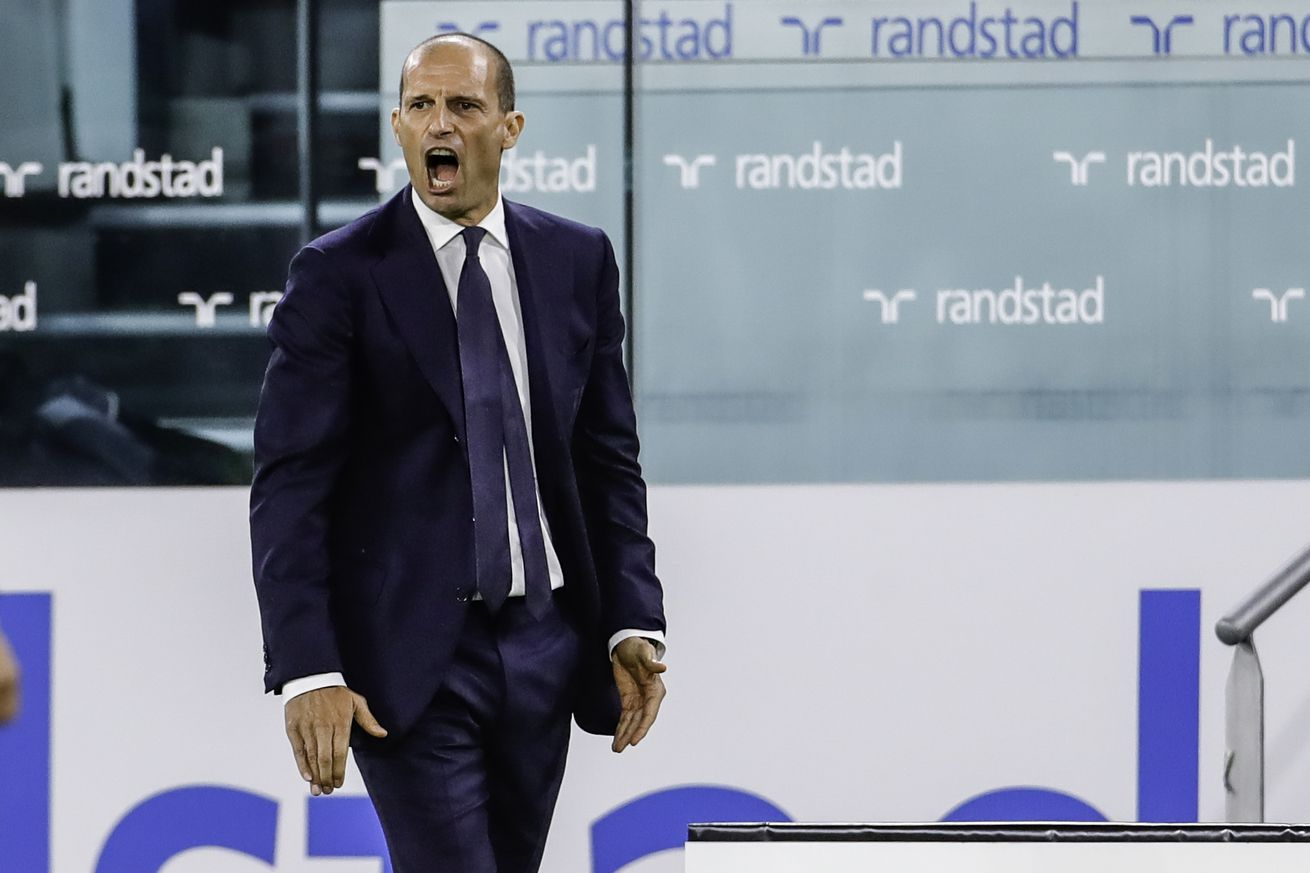 Allegri: There is no tension, the goal is to improve