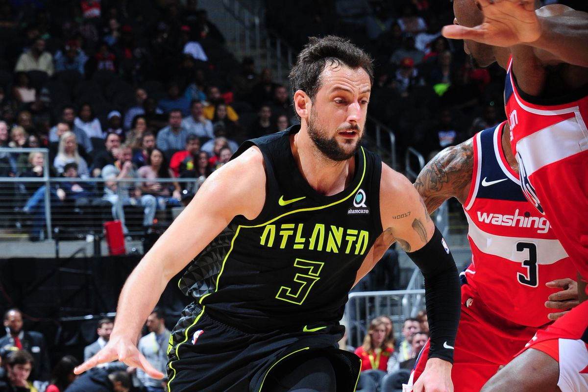 finest selection 8cbee 2fc5d Marco Belinelli reportedly garnering trade interest from ...