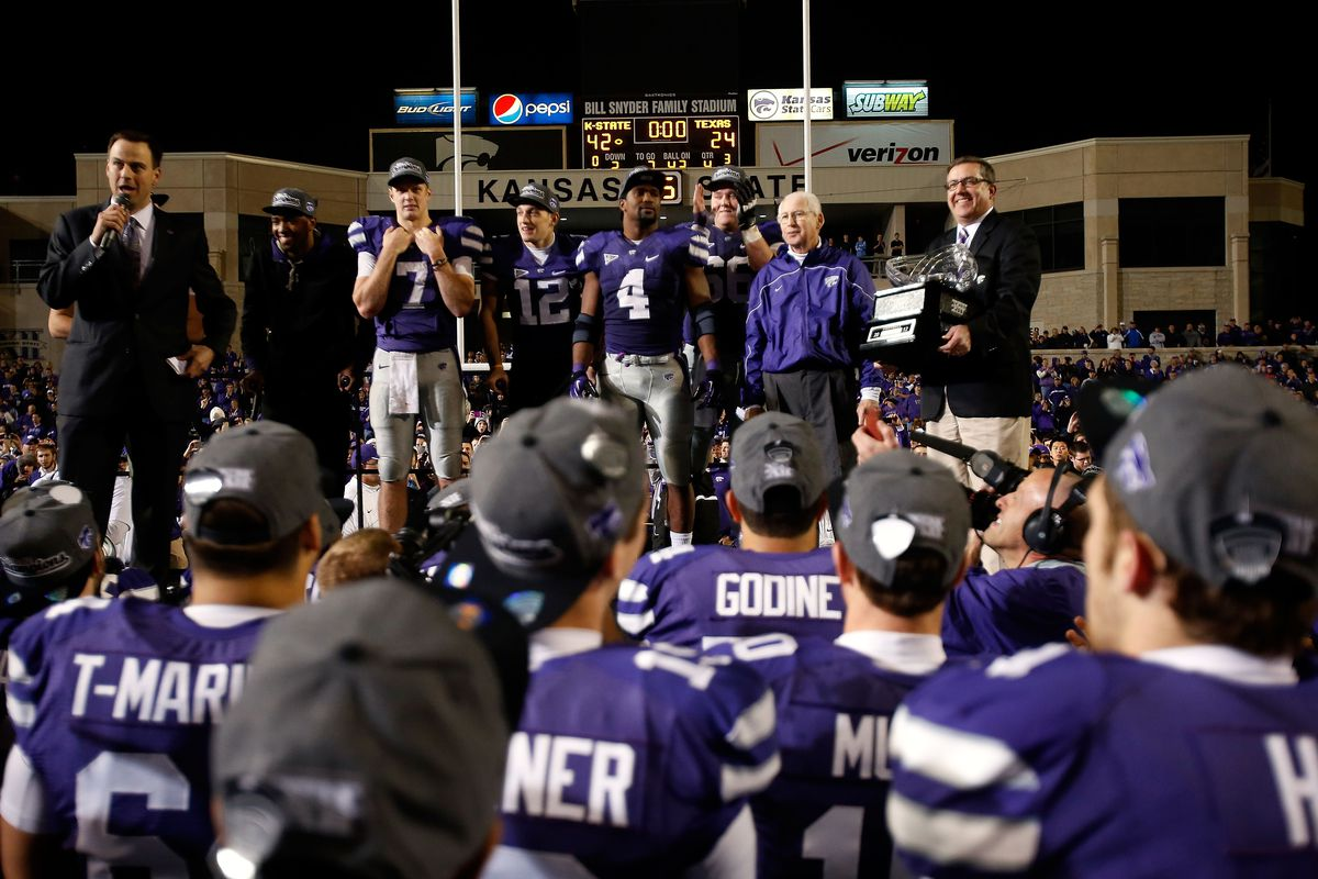 Is it time to add more teams to the Big 12 title race?