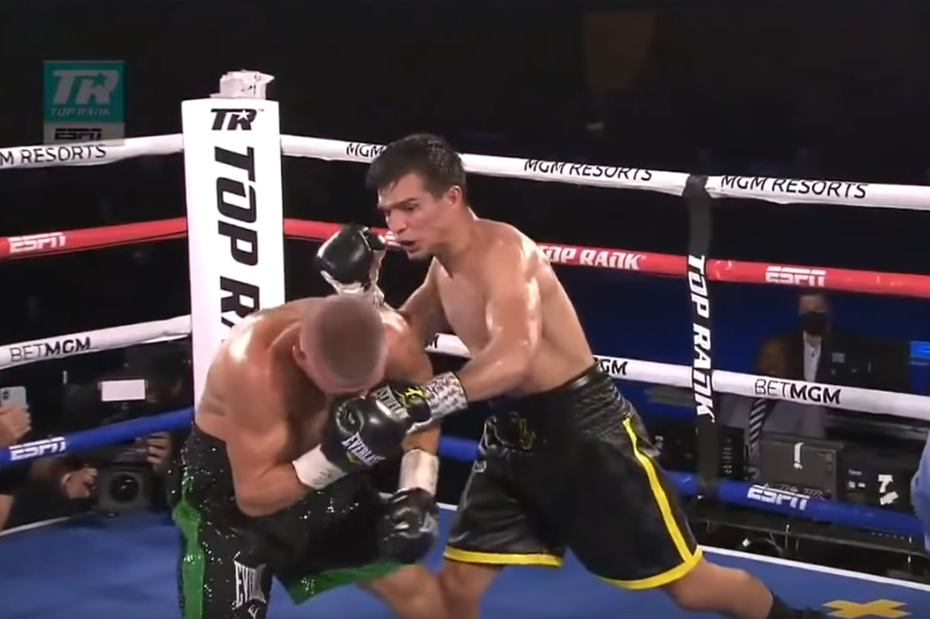 Untitled.0 - Highlights: Zepeda and Baranchyk put on an all-timer