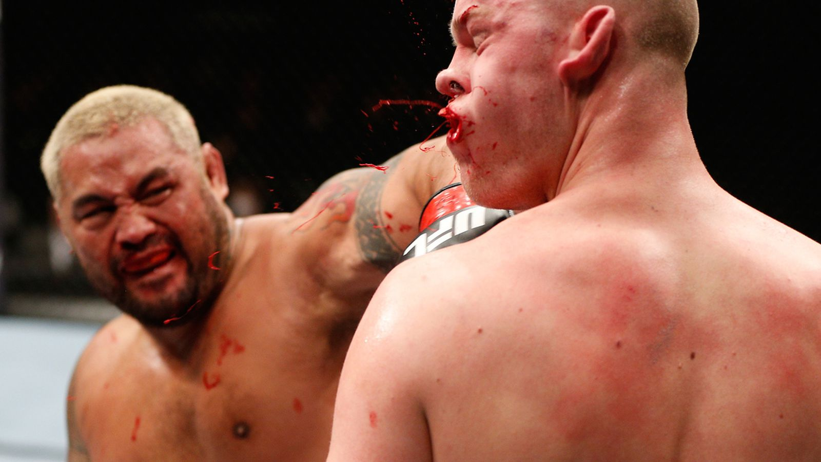 Judo Chop: The Best and Worst of Mark Hunt
