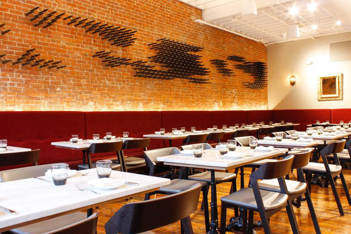 SRV Brings a Rustic Dining Experience to the South End ...