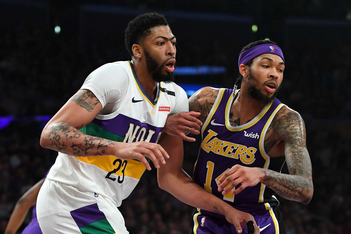 f00e4ff61d3 Lakers Rumors: Pelicans staffers have admitted that L.A.'s trade ...