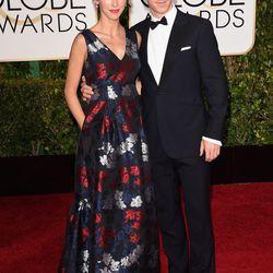 Sophie Hunter and Benedict Cumberbatch.