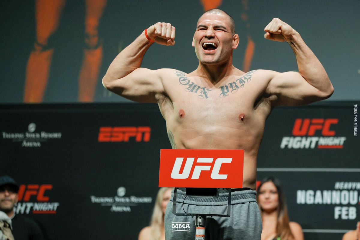 Dana White hopes Cain Velasquez finds the same kind of success in WWE as Ronda Rousey