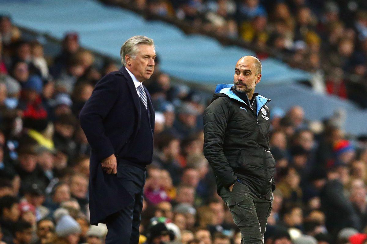 Manchester City v Everton - Premier League - Etihad Stadium