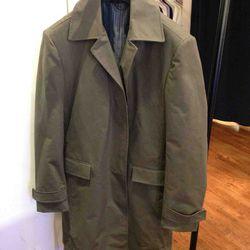 Raincoat $600
