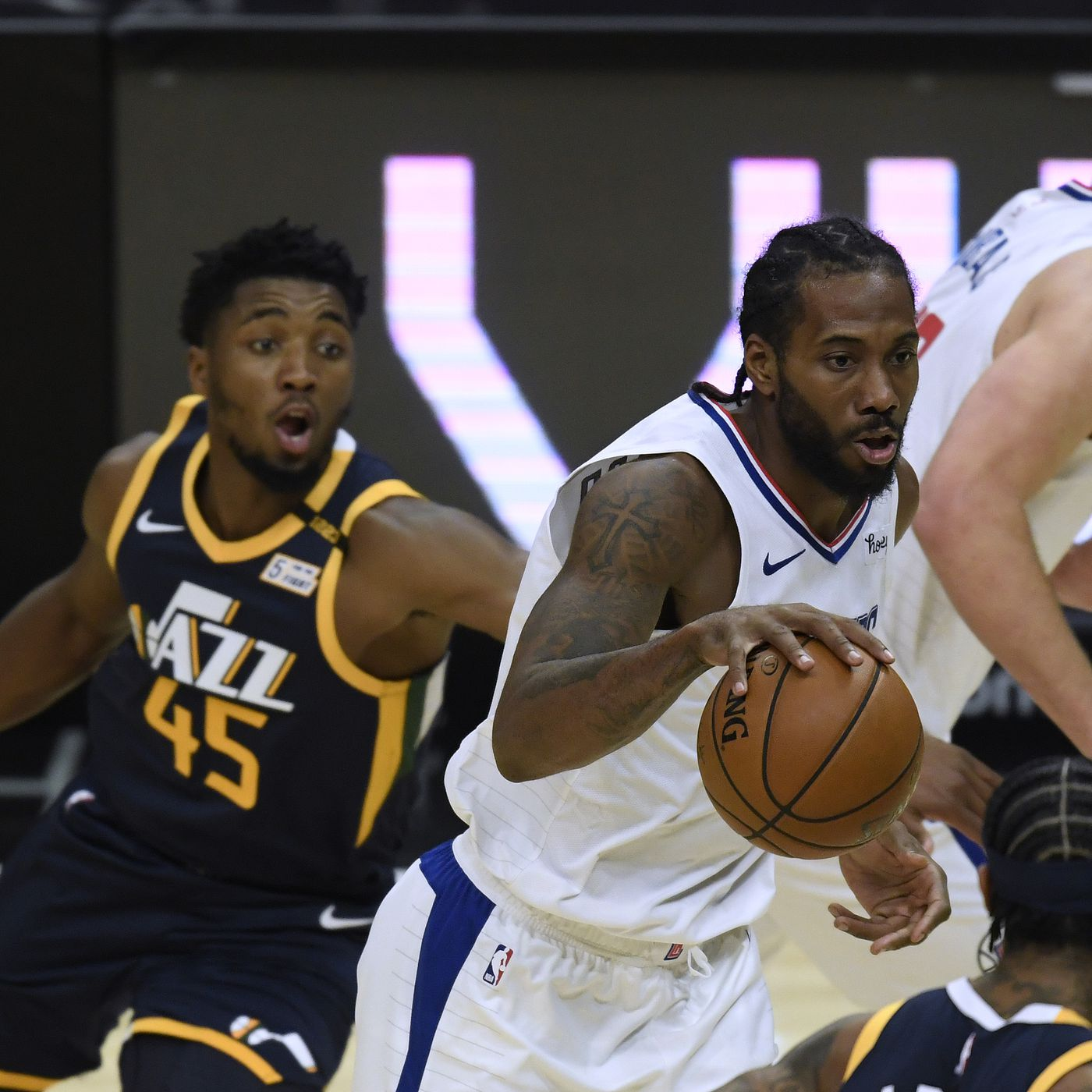 La Clippers Wrap Preseason With 125 105 Loss To Utah Jazz Clips Nation