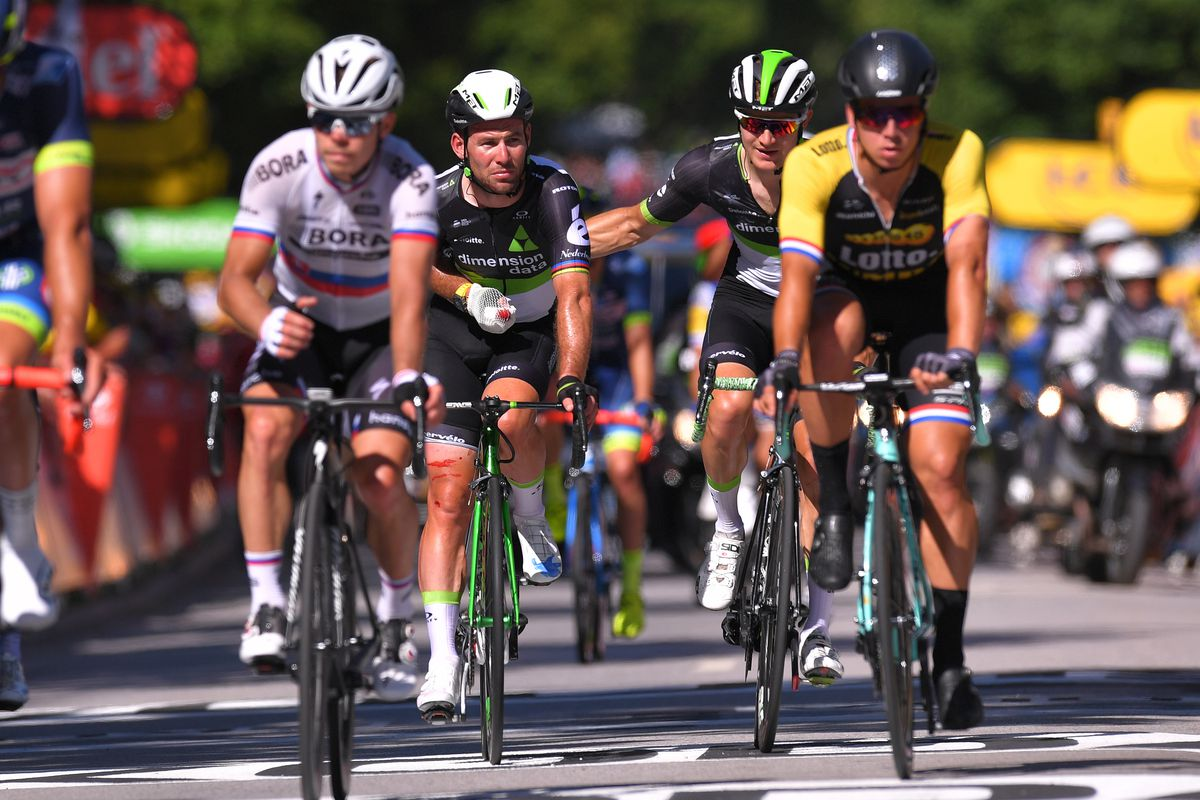 Cycling: 104th Tour de France 2017 / Stage 4