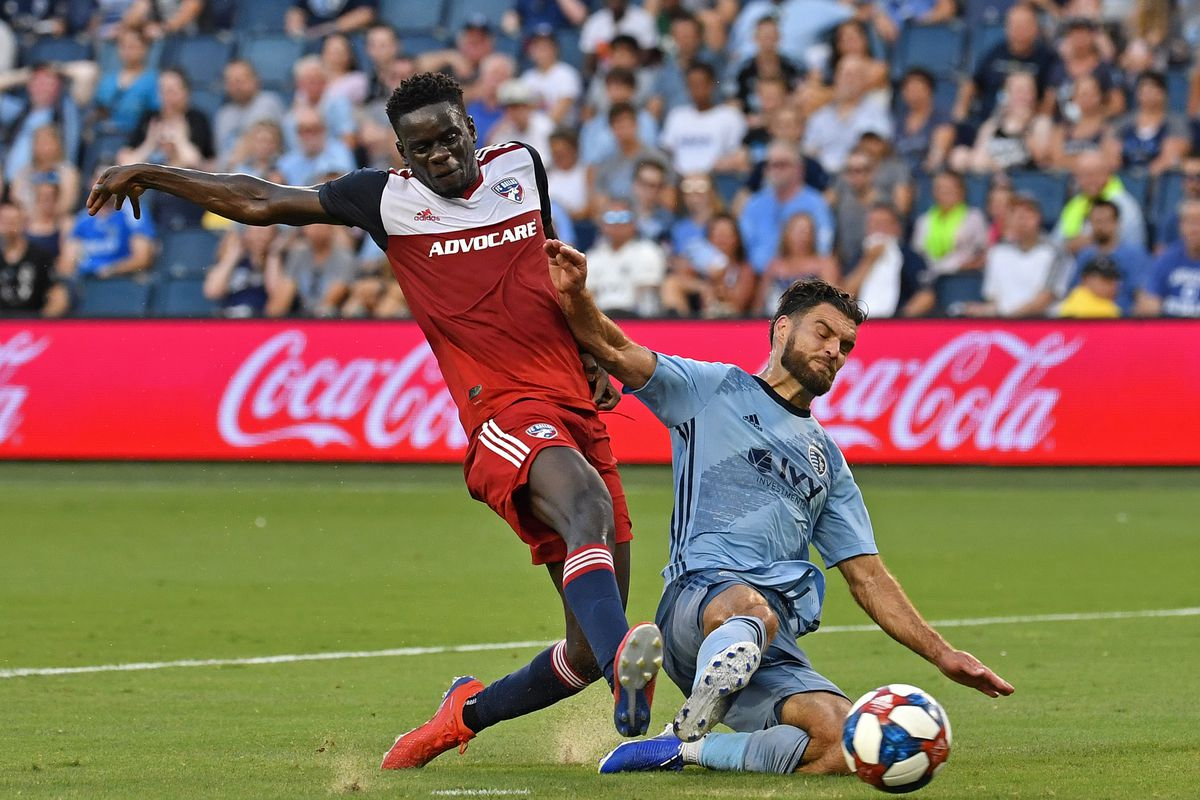 Sporting KC momentum dulled by FC Dallas