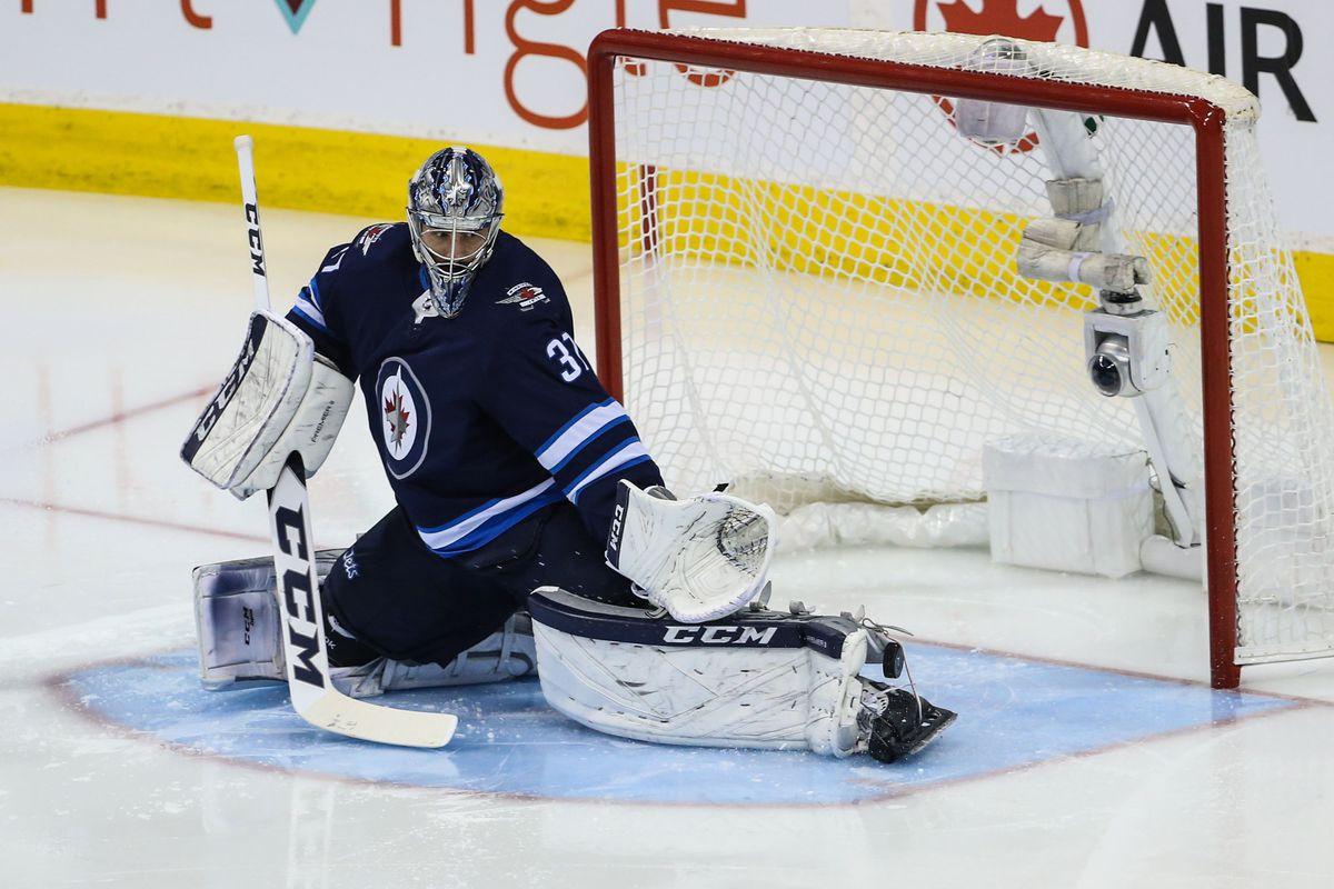 NHL: Stanley Cup Playoffs-Vegas Golden Knights at Winnipeg Jets